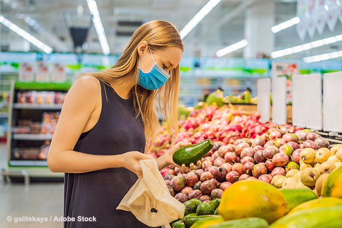 Reusable bags during a global pandemic: Tips to stay safe