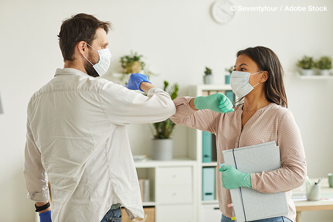 Post-COVID Pandemic: Sanitizing & Cleaning Protocols for Offices