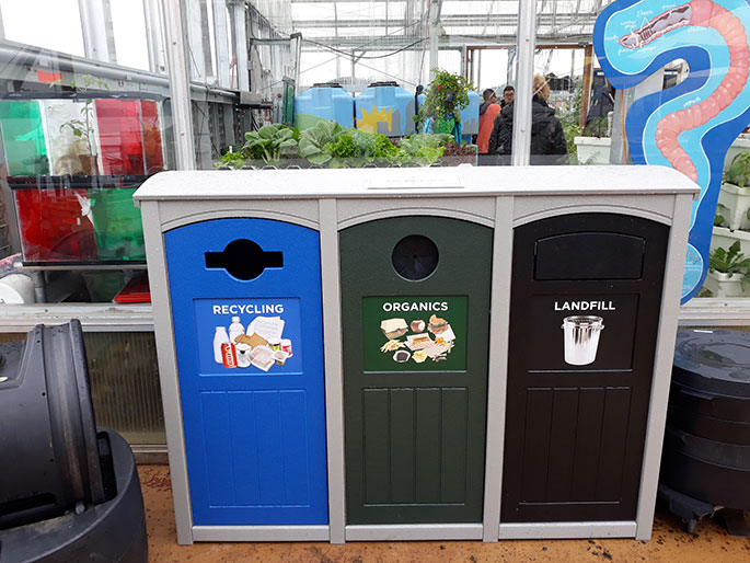 5 Tips for a Successful Outdoor Recycling Program