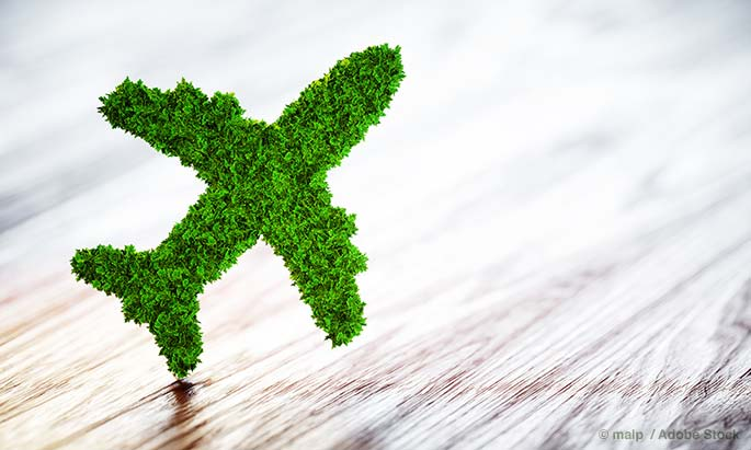 How to Make Air Travel More Sustainable