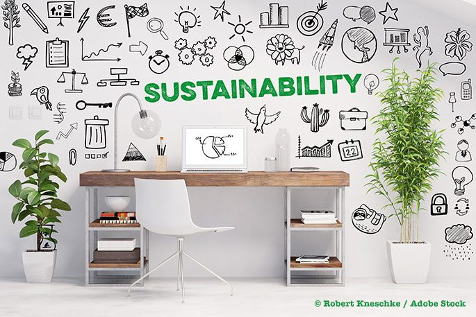 Real-World Examples of Sustainability at the Workplace (and the Results)