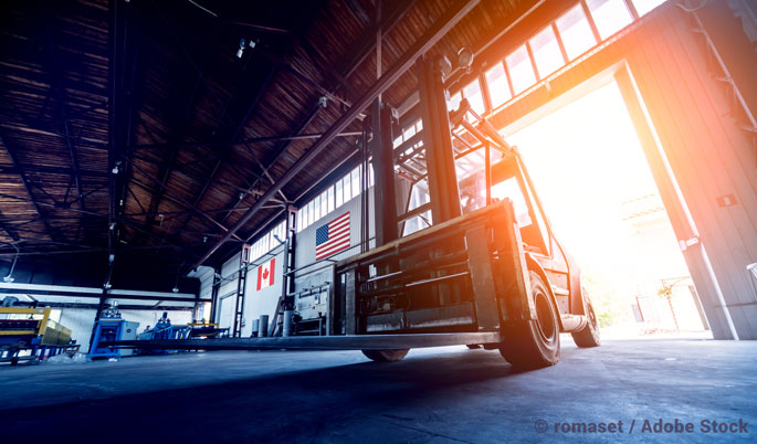 How Are Roll Pallets Used in Warehouses?