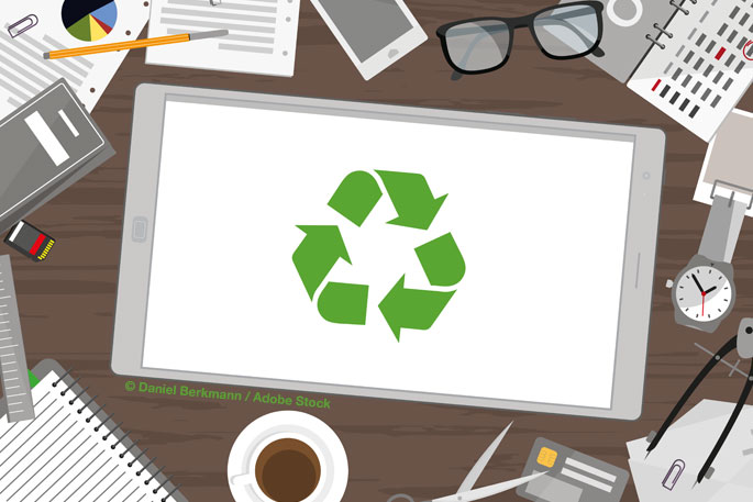 7 Benefits of Recycling in a Business Environment
